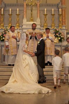 Archduke Imre of Austria and Kathleen Walker wedding on 8 Sep 2012