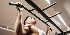 The Exercise That Will Make You a Pullup Powerhouse   Men's Health