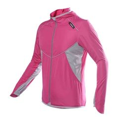 12.64$  Know more - http://ai2jo.worlditems.win/all/product.php?id=H12660RO-M - Men Women Sports Jersey Running Cycling Bicycle Windproof Sleeve Coat Jacket Clothing Hooded Casual Water-resistant
