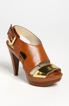 MICHAEL Michael Kors 'Carla' Sandal, Latest Shoes Trends.