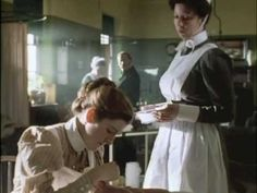 'Bramwell' Season 1 / Episode 1 / Part 1 * JEMMA REDGRAVE as Dr. Eleanor...