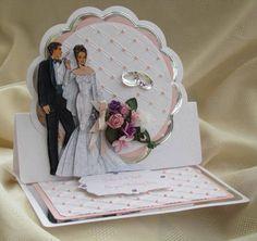 Wedding Card by: JuneB
