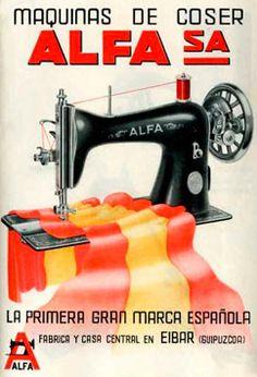 Vintage Maps, Vintage Sewing, Vintage Posters, Retro Vintage, Retro Ads, Old Posters, Old Ads, Illustrations, Vintage Advertisements
