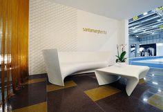 EXHIBIT DESIGN: LOFT | Client SANTAMARGHERITA | Event MARMOMACC 2011 | Event VERONA