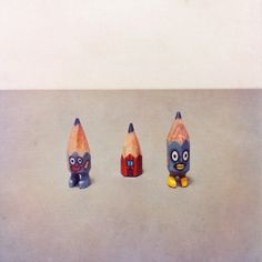 ✏️✏️ #art #acrylic #artwork #tiny #figure #doll #tinydoll #wood #woodcarving #pencil #pencilman #etsy #creative #craftsposure #stationery #handmade #miniature #house