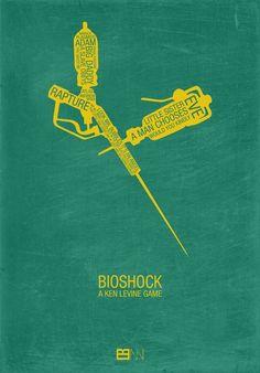 awesome bioshock typography!