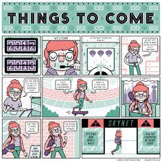 The Stool Pigeon #41 - Kristyna Baczynski | Illustration, Comics & Design