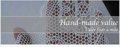 Renata Karam - hand Made value - açucar em forma de renda artesanal.