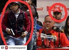 #Repost @cnnenespanol with @repostapp  Ya nada sorprende ... Que más Pruebas Que está?  Que les parece ?? #21A #CalleSinRetorno #VzlaEnLuchaYResistencia #hackematemaduro #Resistencia #jacv2017 #TeamVene10 #Venezuela #CalleSinRetorno #ViralizaLaDictadura #VenezuelaEnResistencia #OpLibertad #OPResistencia #21Abr #SOSvenezuela #ViralizaLaDictadura1   . . .  Etiqueta a tus amigos