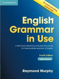 - Advanced grammar in use : a self-study reference and practice book for advanced learners of English : with answers / Martin Hewings. English Grammar Book Pdf, English Book, English Vocabulary, Learn English, English Language, English At Home, Advanced Grammar, English Collocations, Cambridge English