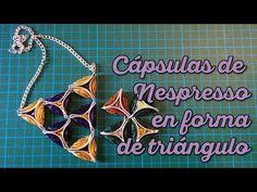 Cápsulas Nespresso en forma de triángulo. - YouTube