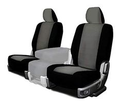 CarsCover Custom Fit Dodge Ram 1500 2500 3500 Pickup Truck Neoprene Car Front Seat Covers Gray and Black Sides Driver and Passenger Cover * Visit the image link more details. (This is an affiliate link) Best Seat Covers, Custom Fit Seat Covers, Ford F150 Pickup, Pickup Trucks, Sport Seats, Car Seats, Leather Seat Covers, 2018 Dodge, Mini Cooper Clubman
