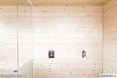 sauna Saunas, Scandinavian, Garage Doors, Interior, Outdoor Decor, House, Furniture, Design, Home Decor