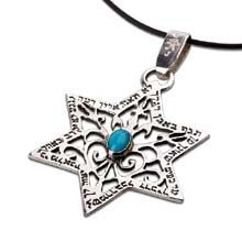 Star of David for protection
