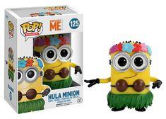 Despicable Me Hula Minion Pop! Vinyl