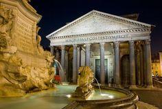 Pantheon – photo by Luca Bonora