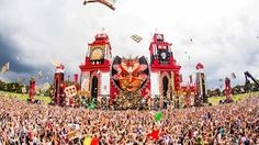 weekend festival defqon 1 - YouTube