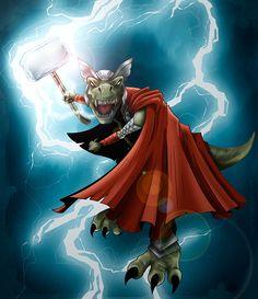Dino Thor
