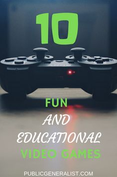 Check out this list of 10 Fun and educational video games. If you want to play a fun video game but not feel guilty about it then this list is your best bet. Educational Videos, Educational Activities, Educational Technology, Learning Apps, Learning Resources, Xbox One Games, Pc Games, Xbox Pc, Playstation