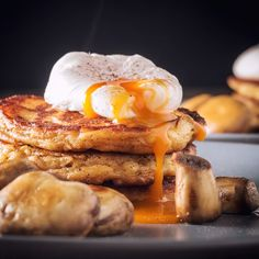 Boxty Irish Potato Pancake made with leftover mashed potatoes