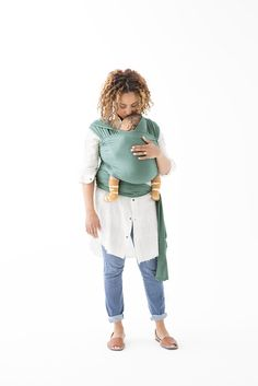 Succulent Solly Baby Wrap