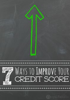 Having a good credit score is extremely important. Not sure how you can improve your credit score? Read these ways that will help improve your credit score and teach you what you can do to maintain it.