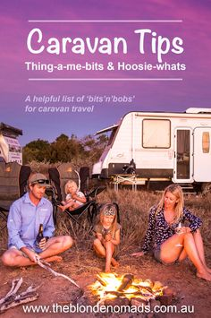 Caravan tips, thing-a-me-bits and hoosie-whats. We share some caravan tips and t. - Caravan tips, thing-a-me-bits and hoosie-whats. We share some caravan tips and tidbits that we have - Camping With Kids, Travel With Kids, Family Travel, Family Camping, Caravan Hacks, Caravan Ideas, Australian Road Trip, Caravan Holiday, Festival Camping