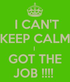 GUESS WHAT?!!!!!!! Ahhh!! I went to an interview for a job and when the boss asked me what I wanted for compensation I replied: 1. First I would like 10 - 15% commission on EVERYTHING I sell and a 5% bonus just for signing someone up to use our products 2. I expect to receive a $120 bonus for getting 4 customers in my first month AND a $500 bonus if I can get 3 people to work here who do the same. 3. I would also like the opportunity to earn discounted merchandise every month based on my…