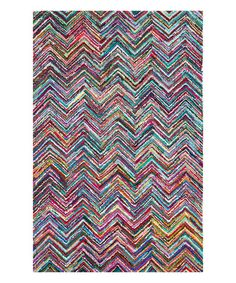 Another great find on #zulily! Acadia Rug #zulilyfinds