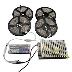 Find More LED Strips Information about 4*16.4ft RGB Changing LED Strips Set 44keys IR Controller +Power Supply Transformer +SMD5050 3528 Waterproof 20M led Strip Light,High Quality light jar,China light tool supply Suppliers, Cheap light ip65 from Shenzhen Raysflt Technology Co., Ltd. on Aliexpress.com