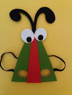 Escaravelho carquelho Animal Masks, How To Make, Squash, Classroom Ideas, House, Children's Books, Kids Reading, Puppets, Activities