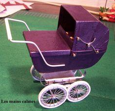 how to: miniature pram wheels