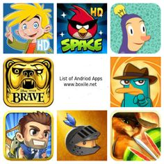 Check out the List of Popular 10 Android Game Apps