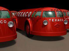 1935 - Texaco Tankers