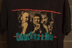 Crosby Stills & Nash Vintage Tshirt 1988 St Louis Tour by VintageReveries, $65.00