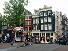 Forgo a day of museum touring for a day of dining, shopping and mingling like a local in the Jordaan district. This quaint neighborhood, which once housed Amsterdam's slums, is now a thriving area with winding alleyways, gorgeous canals, 17th century architecture, cafes, boutiques and specialty shops that will all give you a taste of Amsterdam below the city's touristy surface. Cost: Free