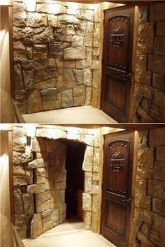 子供の頃に誰しも1度は憧れたことのある「隠し扉」。 何処か素敵な場所に連れて行ってくれる気がしてならない、夢の扉たちをご紹介致します。