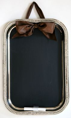 Wedding French Tuscan Old World Chalkboard and by miekekanis, $10.50