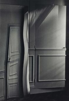 André Kertész aka Kertész Andor, Door Distortion
