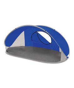 WANT LOVE LOVE LOVE LOVE WANT! YES!YES!YES!YES!YES!YES!YES!YES! WANT LOVE LOVE LOVE LOVE WANT! YES!YES!YES!YES!YES!YES!YES!YES! Blue Manta Sun Shelter by Picnic Time #zulily #zulilyfinds