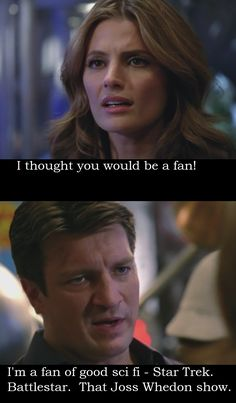 Nathan Fillion knows.