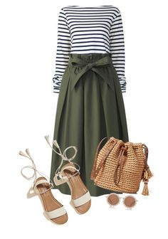 """""""Day at the beach."""" by daniielleparker ❤ liked on Polyvore featuring Jacquemus, Uniqlo, Hollister Co. and House of Holland"""
