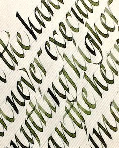 Calligraphy Worksheet, Calligraphy Drawing, Calligraphy Words, How To Write Calligraphy, Calligraphy Handwriting, Calligraphy Alphabet, Typography Letters, Modern Calligraphy, Penmanship