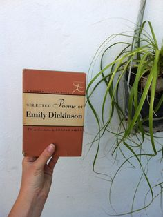 Poems of Emily Dickinson 1924 // Vintage Book by couldwewithink, $20.00