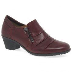 f85a53fbea2a Gabor Sherbert Womens High Cut Zip Fastenings Shoes