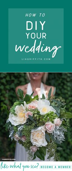 How to DIY Your Wedd