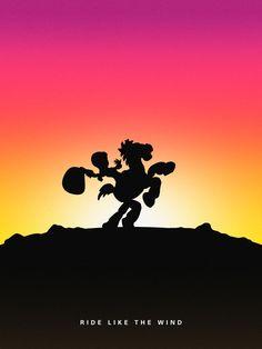 Toy Story - Icon Series by Khoa Ho, via Behance