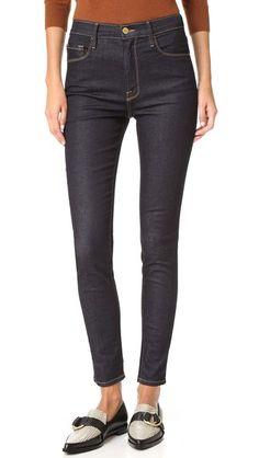 FRAME Ali High Skinny Jeans