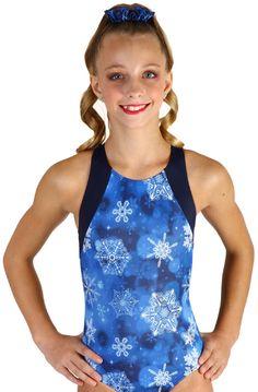 32e457318cac Snowflakes Gymnastics or Dance Leotards by Snowflake Designs (eBay Link)  Dance Leotards