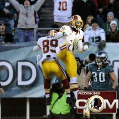 Redskins beat Eagles